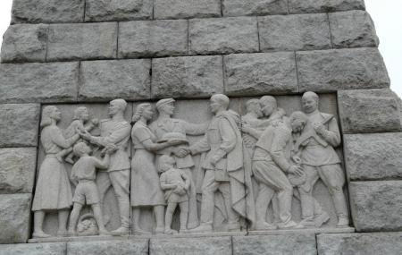 Alyosha Soviet Army Memorial Image