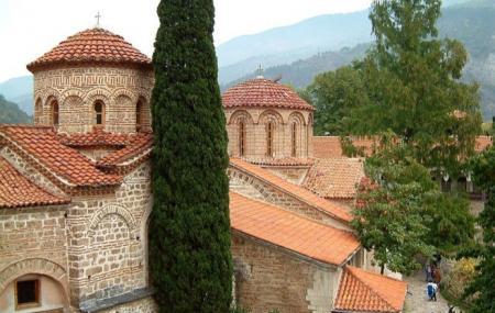 Bachkovo Monastery Image