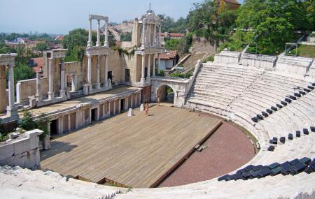 Plovdiv Roman Theatre Image