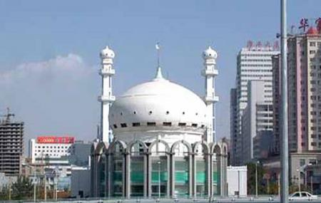 Xiguan Mosque Image