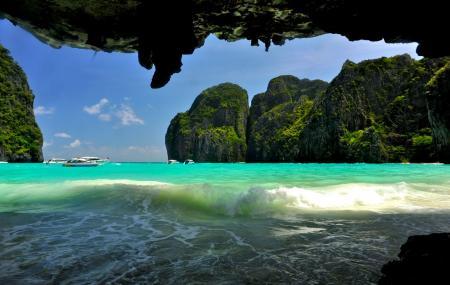 Maya Bay Image