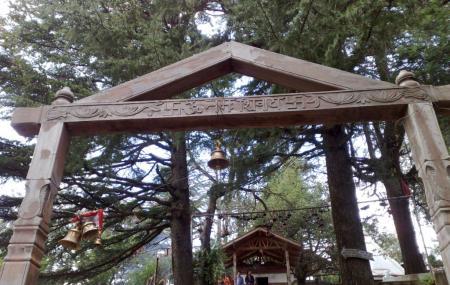 Mukteshwar Temple Image