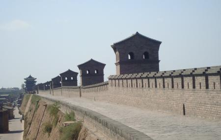 City Wall Of Pingyao Image