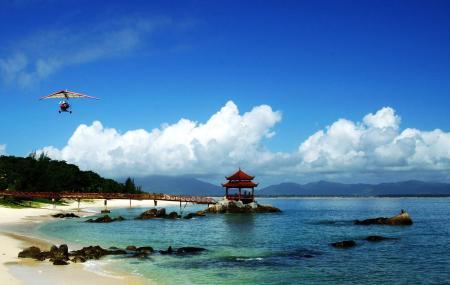 Wuzhizhou Coral Island Image