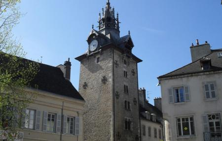 Beaune Clock Tower Image