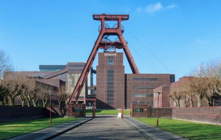 Zollverein Coal Mine Industrial Complex Image