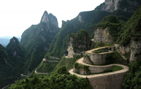 Tianmen Mountain Image