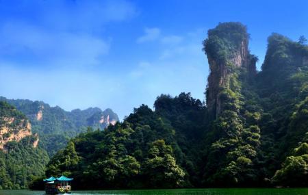 Baofeng Lake Scenic Area Image