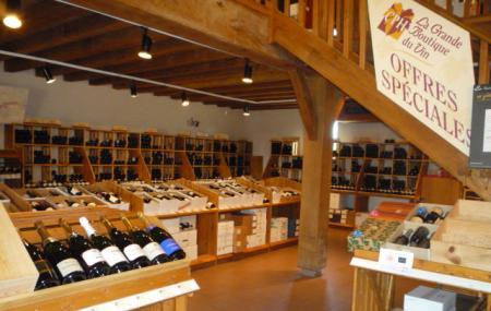 Cph La Grande Boutique Du Vin Image