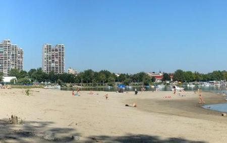 Great War Island And Lido Beach Image