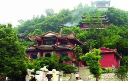 Zhangjiajie Zixia Temple Image