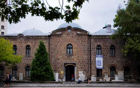 National Institute Of Archaeology With Museum Image