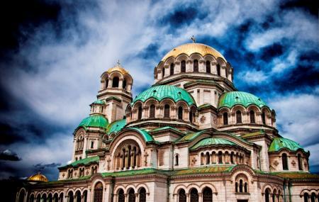 Cathedral Saint Alexandar Nevski Image