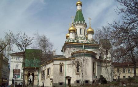 Saint Nikolas Russian Church Image