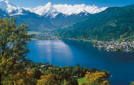 Zell Am See Lake Image