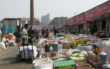 Beishi Chang Shopping Area Image