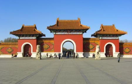Zhaoling Mausoleum Image