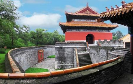 Fuling Tomb And Dongling Park Image