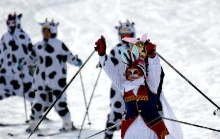 Northeast Asia Ski Resort Image