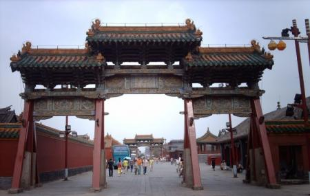 Shengjing Ancient Cultural Street Image