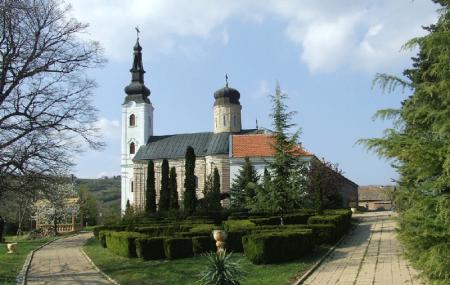 Fruska Gora Monasteries Image