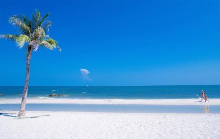 Hua Hin Beach Image