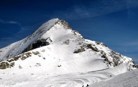 Kitzsteinhorn Mountain Image