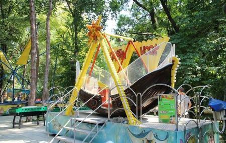 Amusement Park Varna Image