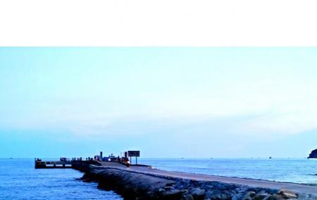 Hua Hin Fishing Pier Image