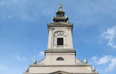 St. Michael's Cathedral Image