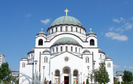 St. Sava Temple Image