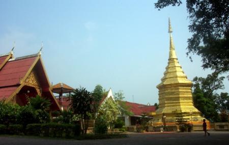 Wat Phra That Doi Tong, Chiang Rai