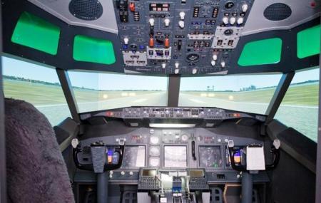 Jet Flight Simulator Image