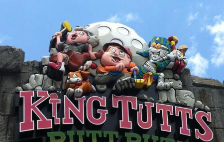 King Tutt's Putt Putt Image