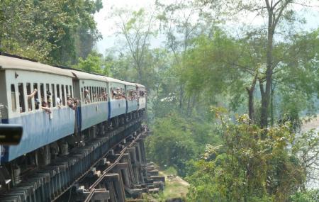 Thai-burma Railway Image