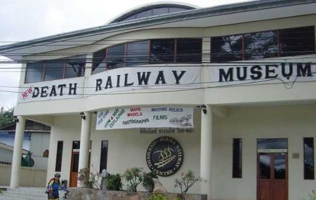 The Thailand-burma Railway Centre Image