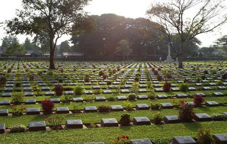 Kanchanaburi War Cemetery Image