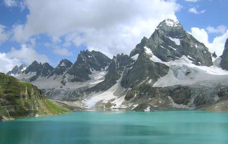 Alpharwat Peak Image