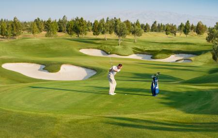 Gulmarg Golf Course Image