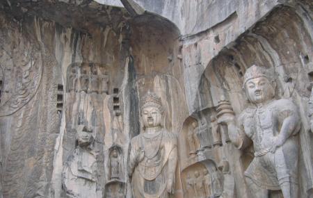 Longmen Grottoes Image
