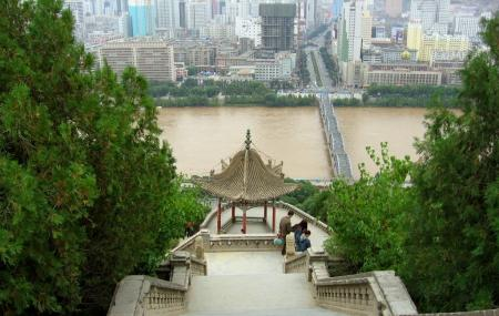 White Pagoda Mountain, Lanzhou