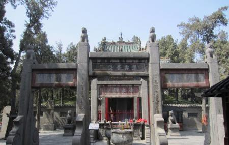 Guanlin Temple, Luoyang