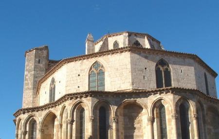 Basilica Of St. Paul Serge Or Basilique St-paul-serge Image