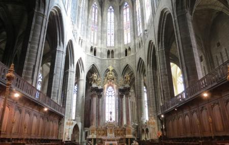 Cathedrale St-just Image