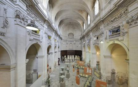 Lapidaire Museum Or Musee Lapidaire Image