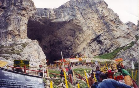 Shiva Temple Image