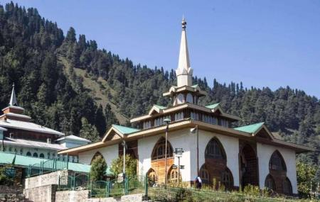 Baba Reshi Shrine Image