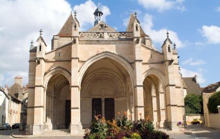 Basilique Collegiale Notre Dame Image