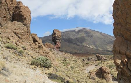 Tiede National Park Image