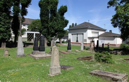 Judischer Friedhof Image
